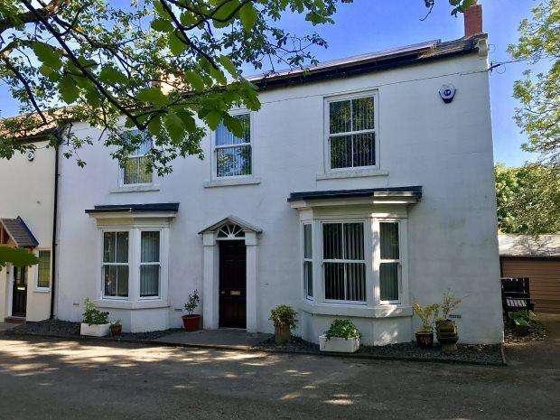 4 Bedrooms Semi Detached House for sale in STATION ROAD EAST, COXHOE, DURHAM CITY : VILLAGES EAST OF