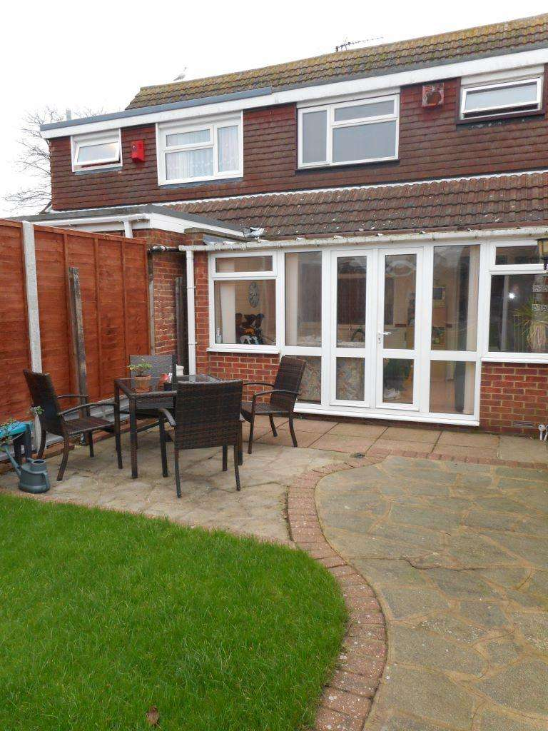 3 Bedrooms Chalet House for sale in The Silvers, Broadstairs CT10