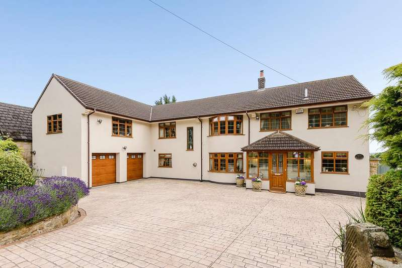 5 Bedrooms Detached House for sale in Town End, Apperknowle