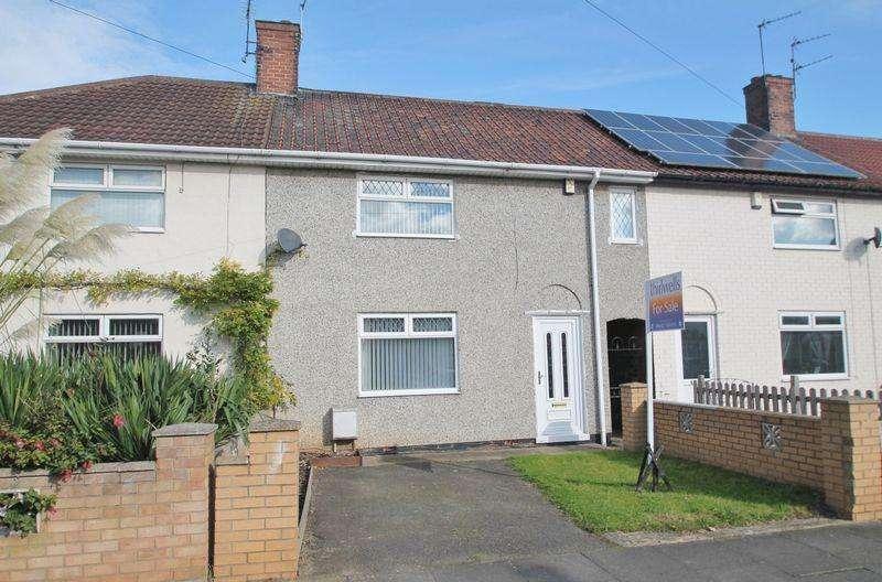2 Bedrooms Terraced House for sale in Pentland Avenue, Billingham
