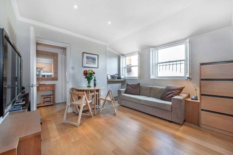 1 Bedroom Flat for sale in Chiltern Street, Marylebone, London, W1U