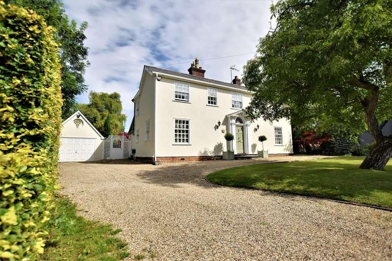 4 Bedrooms Detached House for sale in The Street, High Easter