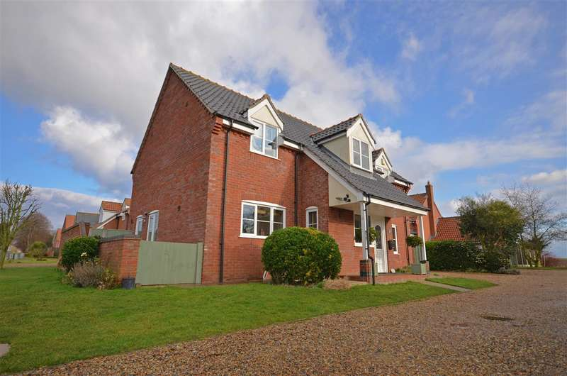 4 Bedrooms House for sale in Cantley, NR13