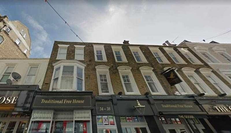 1 Bedroom Property for sale in Harbour Street, Ramsgate