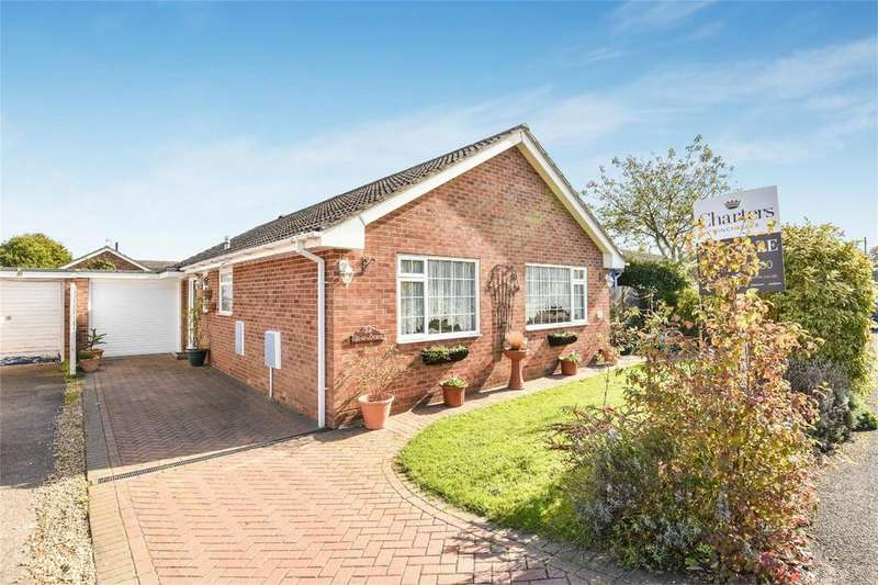 3 Bedrooms Detached Bungalow for sale in South Wonston, Winchester, Hampshire