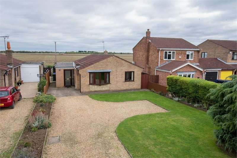 2 Bedrooms Detached Bungalow for sale in Tarry Hill, Swineshead, Boston, Lincolnshire