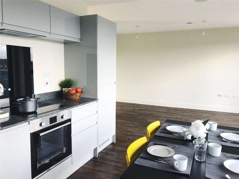 1 Bedroom Flat for sale in W2, Wellington Street, Canton, Cardiff, CF11