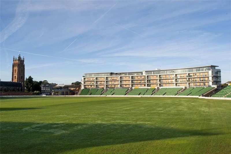2 Bedrooms Flat for sale in Pegasus Court, Coal Orchard, Taunton, Somerset