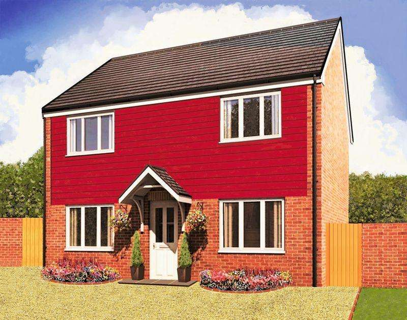 3 Bedrooms Detached House for sale in Welland Road, Worthing