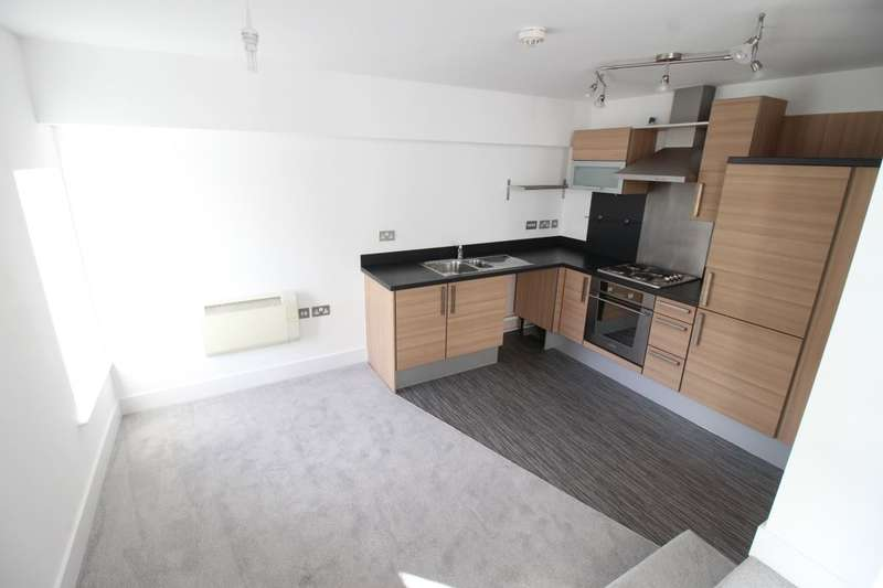 1 Bedroom Flat for sale in Textile Street, Dewsbury, WF13