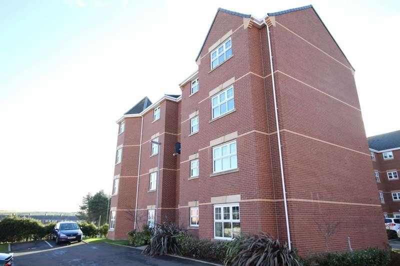 2 Bedrooms Flat for sale in Dreswick Court, Murton, Seaham, SR7