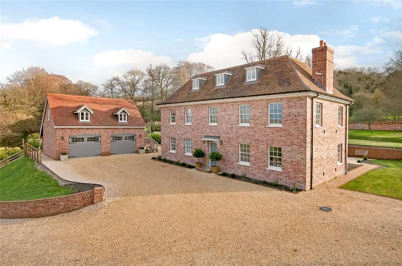 6 Bedrooms Detached House for sale in Ovington, Alresford, Hampshire, SO24