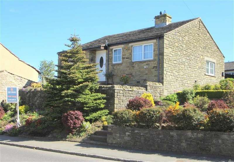2 Bedrooms Bungalow for sale in Chantry Garth, West Witton, Leyburn, North Yorkshire