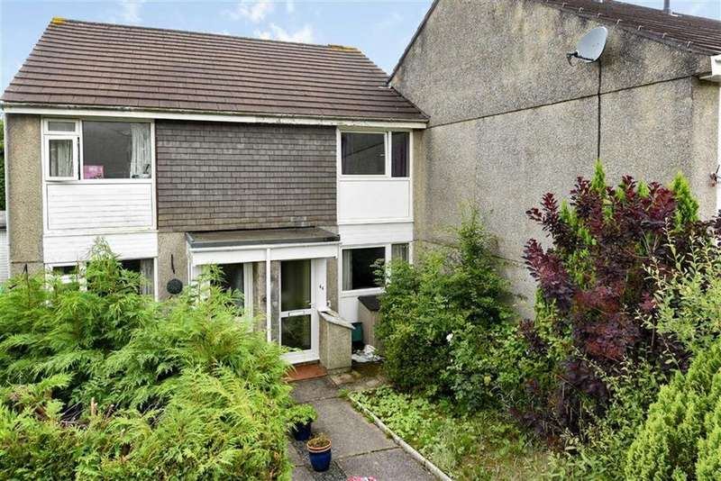 2 Bedrooms Semi Detached House for sale in Oak Road, Tavistock, Devon