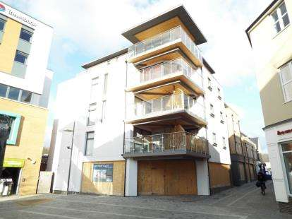 1 Bedroom Flat for sale in Westbury Court, Wesley Lane, Oxfordshire, Bicester