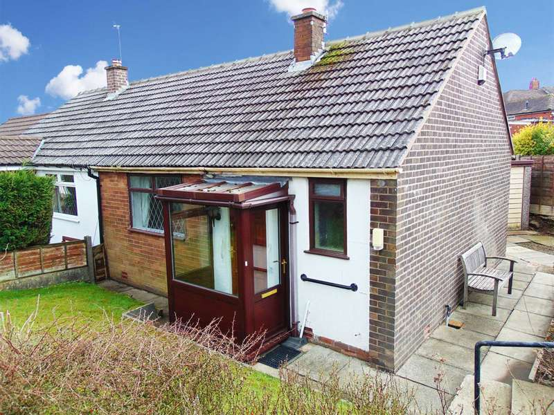 1 Bedroom Semi Detached Bungalow for rent in Trent Road, Shaw