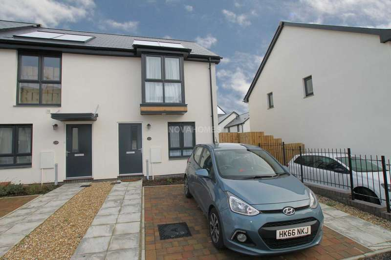 2 Bedrooms End Of Terrace House for sale in Albacore Drive, Derriford, Plymouth, PL6 8DX