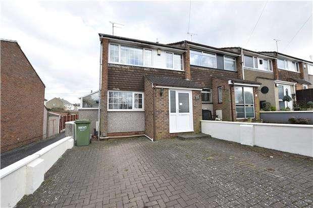3 Bedrooms End Of Terrace House for sale in Woodside Road, Kingswood, BS15 8DG