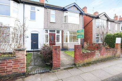 3 Bedrooms Semi Detached House for sale in Siddeley Avenue, Stoke, Coventry, West Midlands