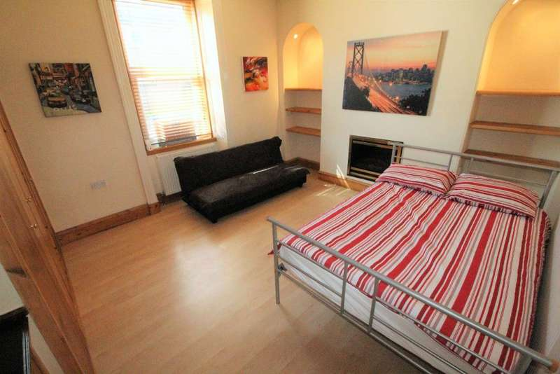 1 Bedroom Flat for sale in Jasmine Terrace, Aberdeen City Centre, Aberdeen, AB24 5LD