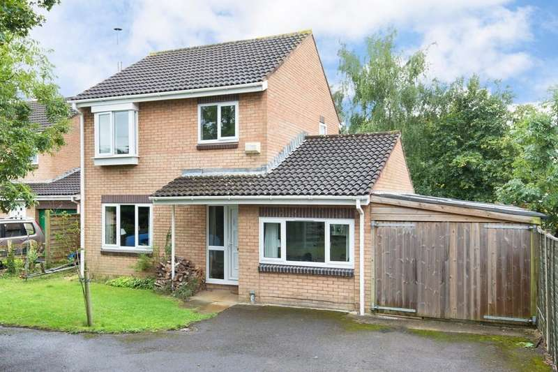 3 Bedrooms Detached House for sale in Gypsy Lane, Frome
