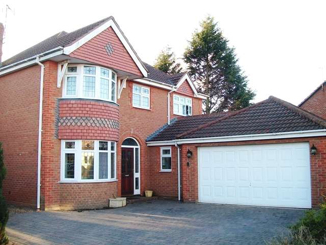 5 Bedrooms Detached House for sale in Spiers Close, Narborough. LE19 2RJ