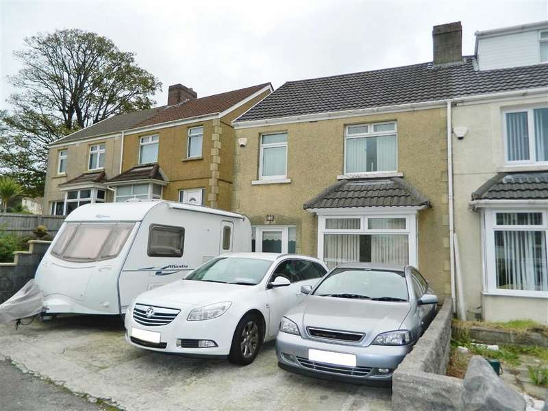 3 Bedrooms Semi Detached House for sale in Pentregethin Road, Gendros