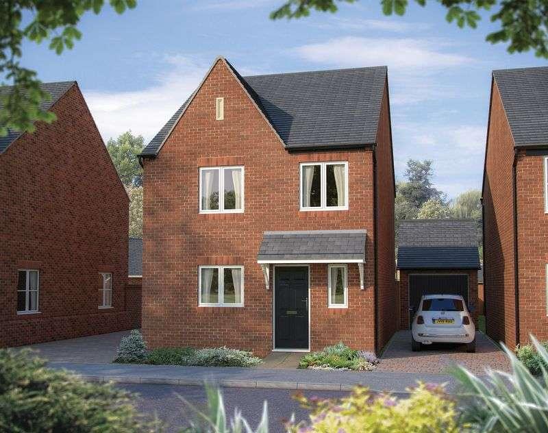 4 Bedrooms Property for sale in The Salisbury, Upper Heyford