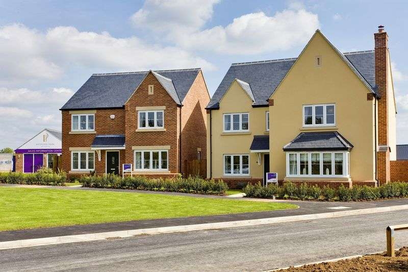 4 Bedrooms Property for sale in The Canterbury, Upper Heyford, Bicester