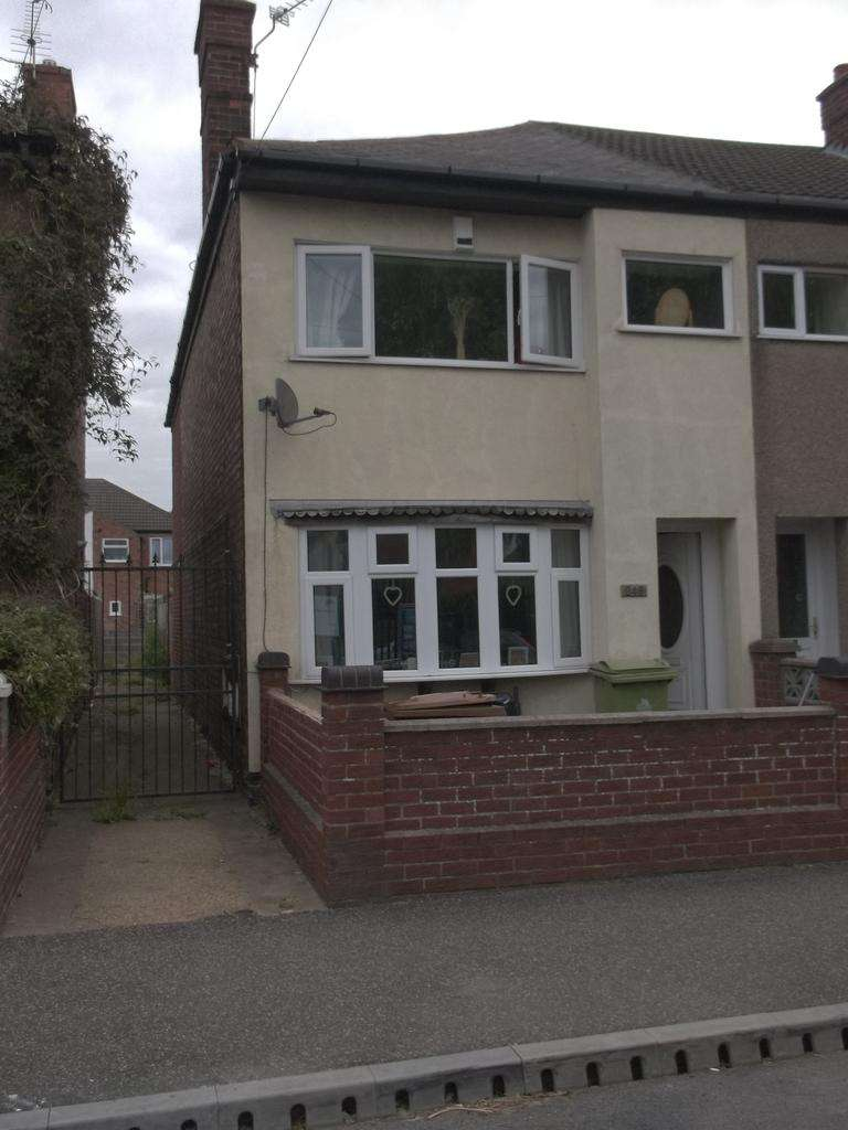 2 Bedrooms End Of Terrace House for sale in Macaulay Street, Grimsby DN31