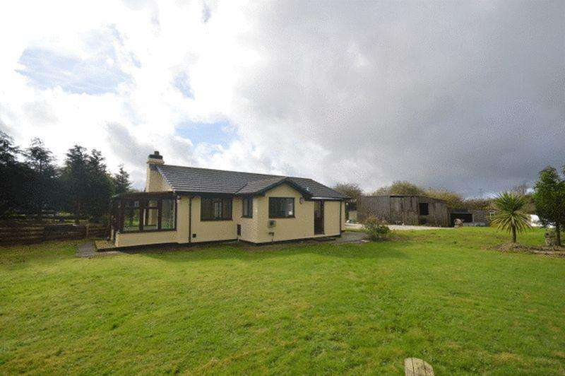 3 Bedrooms Detached Bungalow for sale in Conce, St. Austell