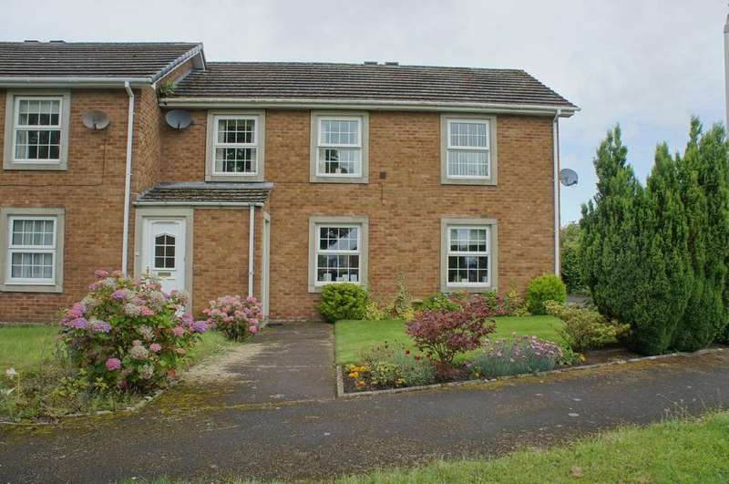 2 Bedrooms Apartment Flat for sale in Greenacres, Wetheral, Carlisle