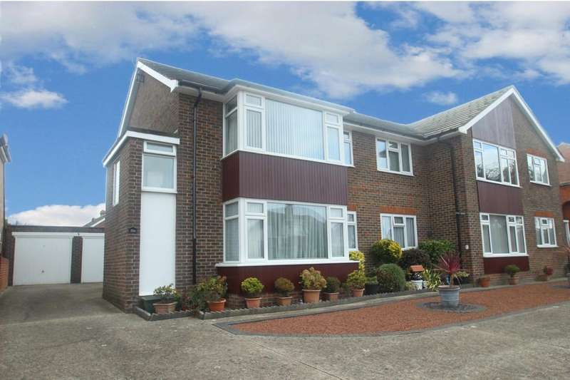 2 Bedrooms Ground Flat for sale in Sea Lane, Rustington