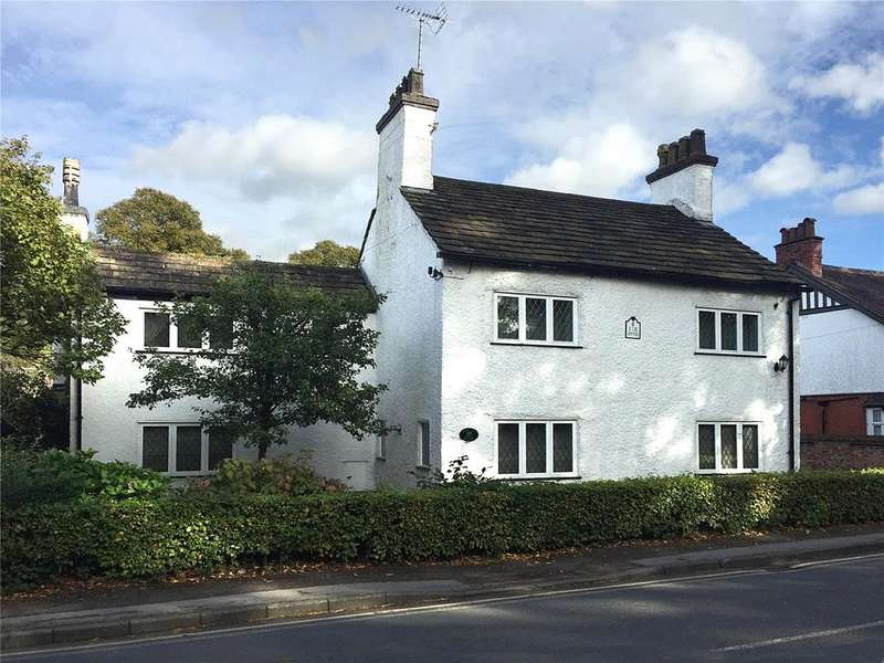 3 Bedrooms Unique Property for sale in Macclesfield Road, Prestbury, Macclesfield, Cheshire, SK10