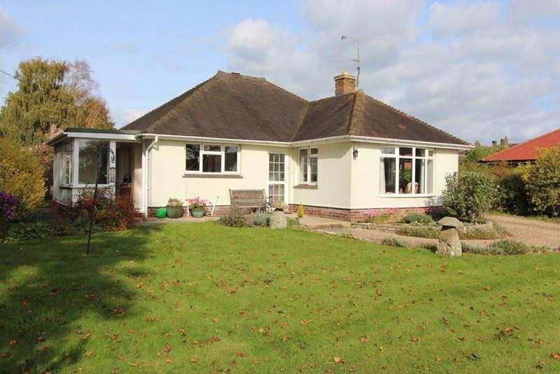 3 Bedrooms Detached Bungalow for sale in Sturminster Newton, Dorset