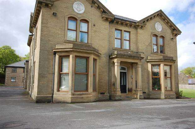 2 Bedrooms House for sale in Apt 9, Westwood Hall, Peregrine Way, Bradford BD6 3YT