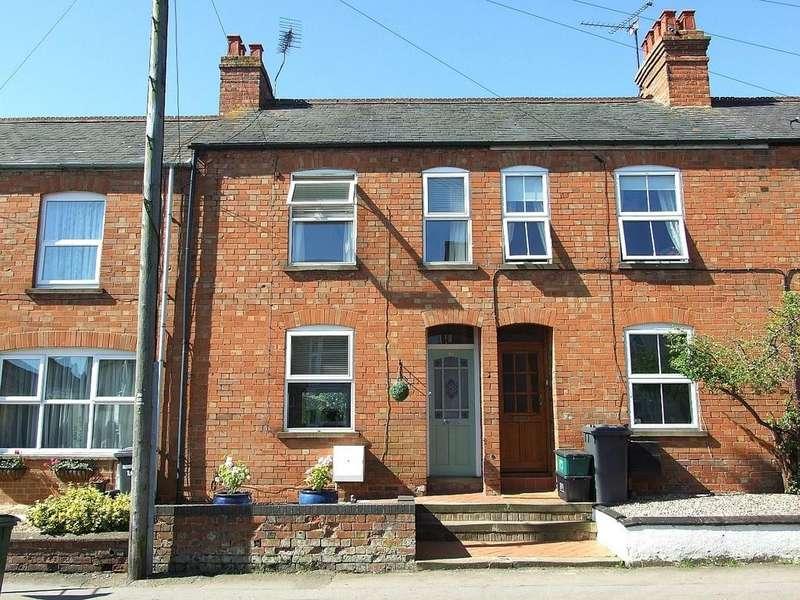 2 Bedrooms Terraced House for sale in Halse Road, Brackley