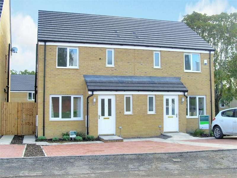 3 Bedrooms Semi Detached House for sale in Eastside Quarter, Maelfa, Llanedeyrn, Cardiff