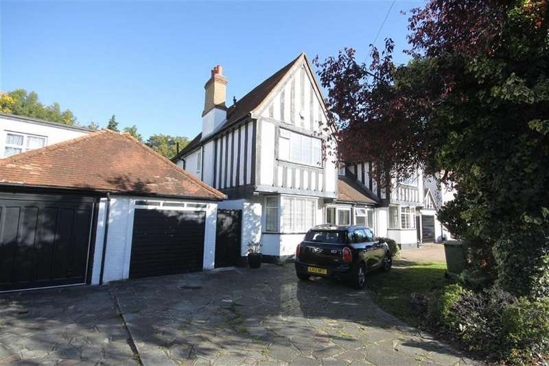 3 Bedrooms Semi Detached House for sale in Petts Wood Road, Petts Wood East