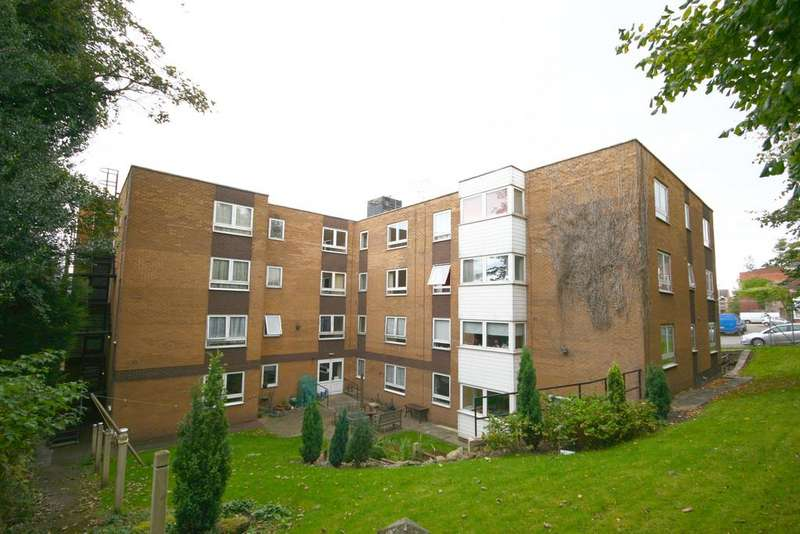 1 Bedroom Block Of Apartments Flat for sale in Catterick House, Cottenham Road, Rotheham S65