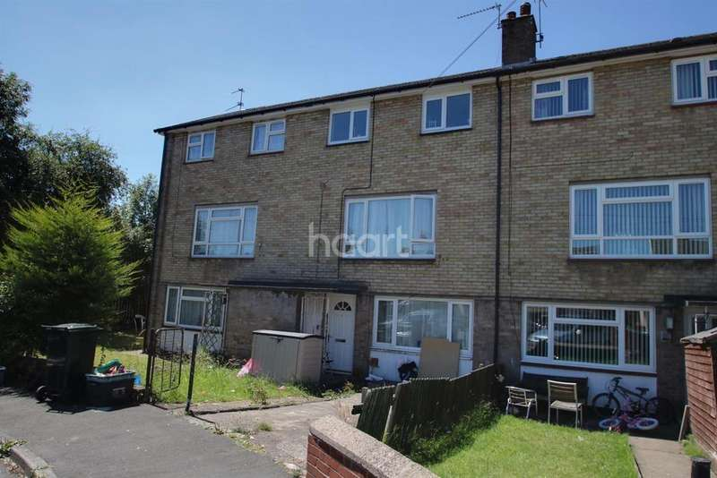 5 Bedrooms Terraced House for sale in Tees Close, Bettws, Newport