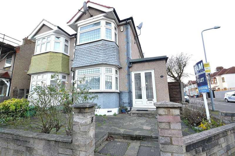 3 Bedrooms End Of Terrace House for rent in Horns Road, Barkingside, Ilford