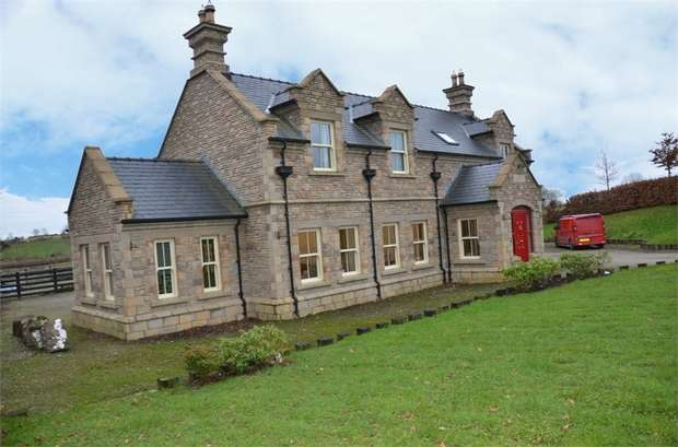 5 Bedrooms Detached House for sale in Gallan Bridge Road, Newtownstewart, Omagh, County Tyrone