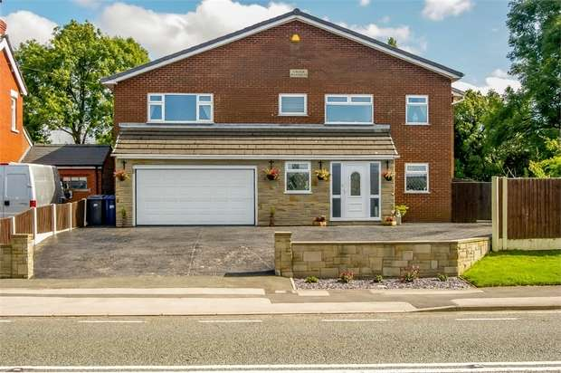 5 Bedrooms Detached House for sale in Liverpool Old Road, Much Hoole, Preston, Lancashire