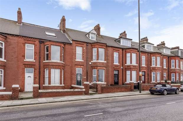 5 Bedrooms Terraced House for sale in Granville Terrace, Redcar, North Yorkshire
