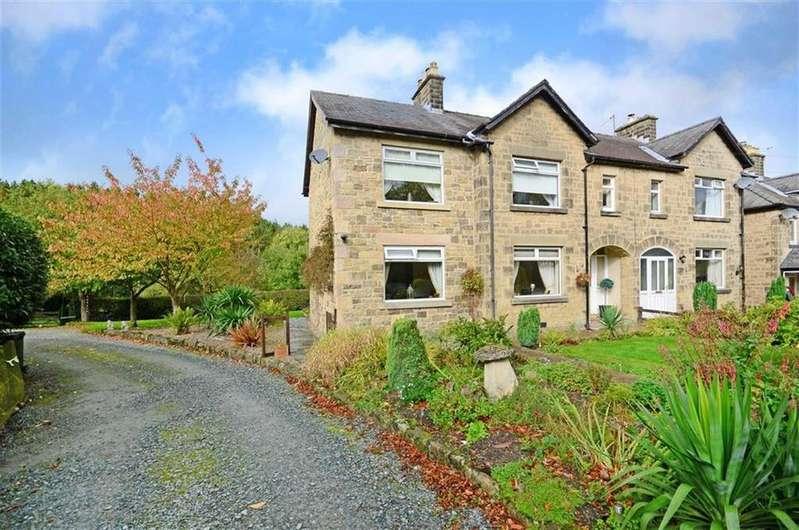 4 Bedrooms Semi Detached House for sale in 74, Eversleigh Rise, Darley Bridge, Matlock, Derbyshire, DE4