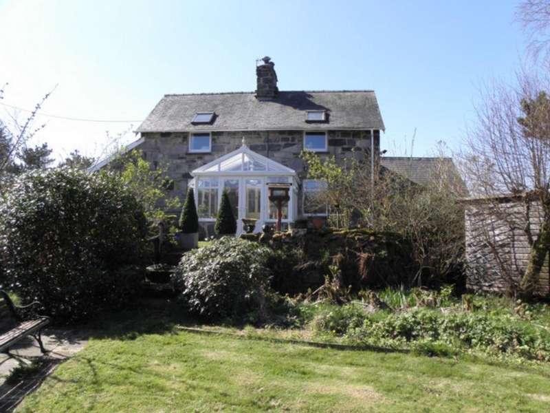 4 Bedrooms Detached House for sale in Glanllynau Duon, Trawsfynydd, LL41