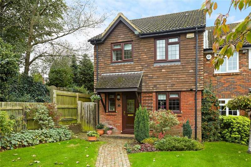 3 Bedrooms Semi Detached House for sale in Clerks Croft, Bletchingley, Redhill, RH1