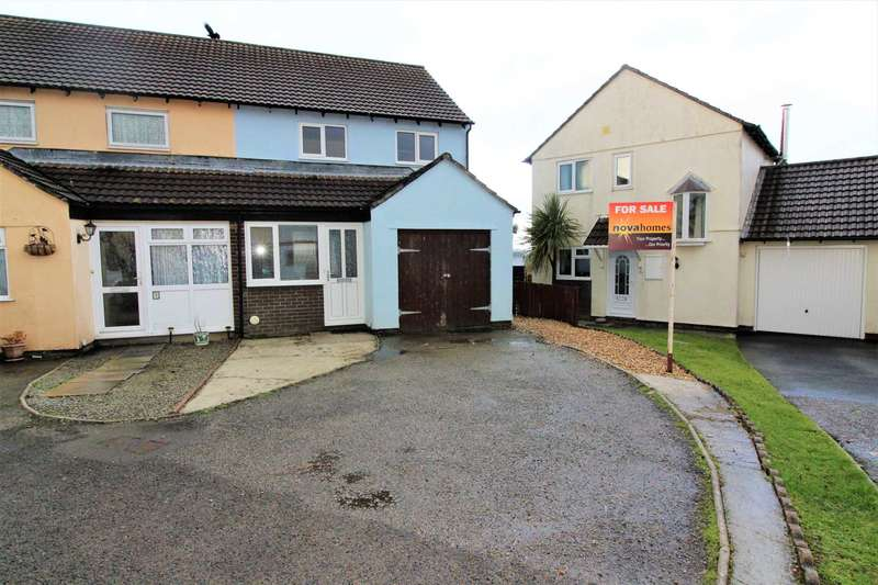 2 Bedrooms Semi Detached House for sale in Upton Cross, PL14 5BX