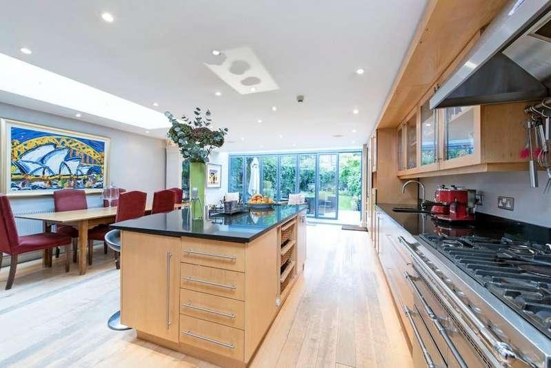 5 Bedrooms Terraced House for sale in Eglantine Road, London